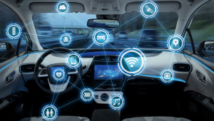 connected and autonomous vehicle sectors